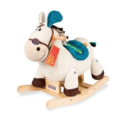 Btoys, Rodeo Rocker Banjo - koń na biegunach