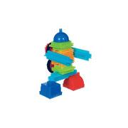Btoys, Basic Builder Case - 50 elementów w niebieskiej walizce