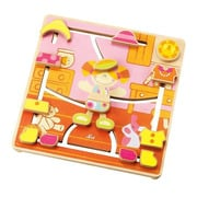 Sevi, Puzzle z labiryntem, pokaz mody, 3 kombinacje