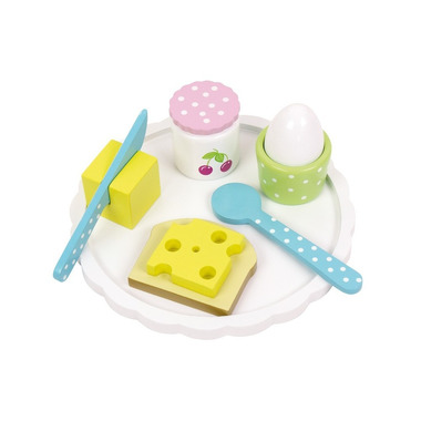 JaBaDaBaDo, Śniadanie na talerzu