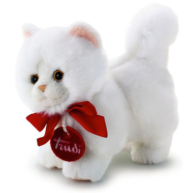 Trudi, Mała maskotka, kot perski, 15 cm
