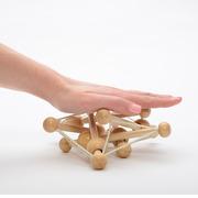 Manhattan Toy, Drewniana zabawka, Elastyczna bryła
