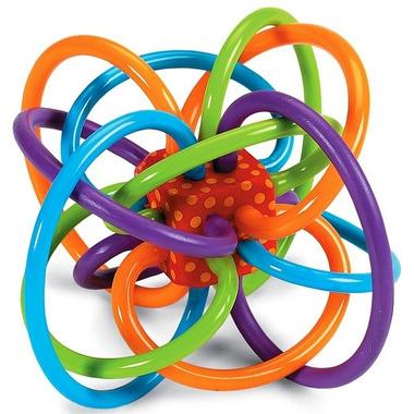 Manhattan Toy, Przestrzenny gryzaczek dla dzieci