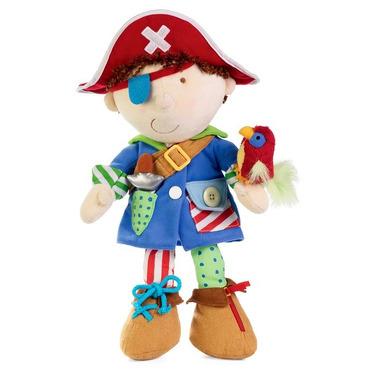 Manhattan Toy, Lalka motoryczna Pirat z papugą