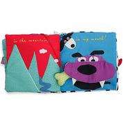 Manhattan Toy, Pierwsza książeczka dziecka, piesek i kość