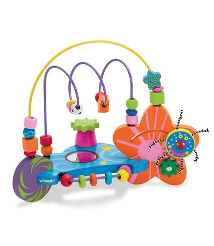 Manhattan Toy, Kosmiczny labirynt Whoozit