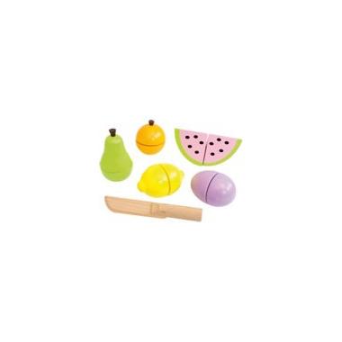 JaBaDaBaDo, Drewniane owoce do krojenia