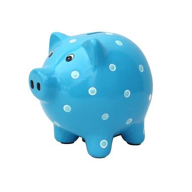 JaBaDaBaDo, Skarbonka niebieska świnka