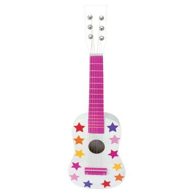 JaBaDaBaDo, Drewniana gitara różowe gwiazdki