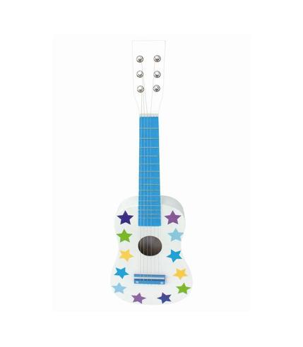 JaBaDaBaDo, Drewniana gitara niebieskie gwiazdki