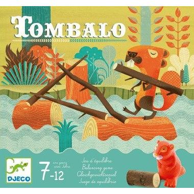 Djeco, gra zręcznościowa TOMBALO