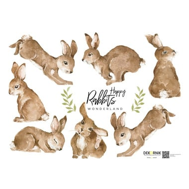 Dekornik, HAPPY RABBITS WONDERLAND