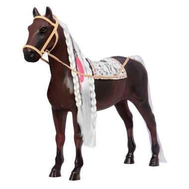 Our Generation, Duży koń dla lalki 46cm - BOHO - do czesania i stylizacji