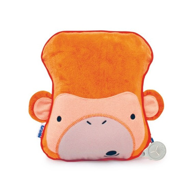Trunki, poduszka i kocyk podróżny SnooziHedz Małpka