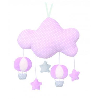 JaBaDaBaDo, Mobile pozytywka różowa chmurka