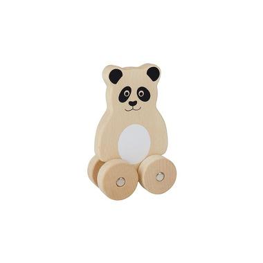 JaBaDaBaDo, Drewniana panda na kółkach