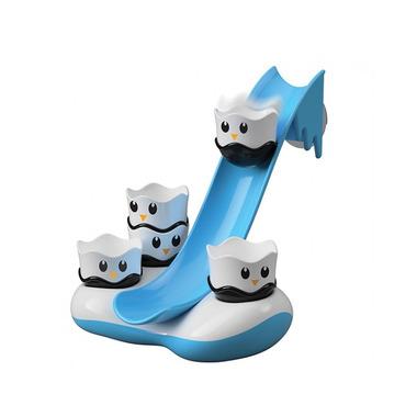 Fat Brain Toy, Waddle Bobbers - Wesołe Pingwiny - Zabawka kąpielowa