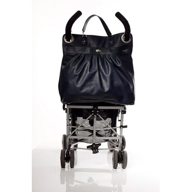 Stylowa torba do wózka So chic Granat