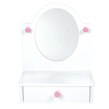 JaBaDaBaDo, Toaletka z lustrem