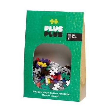 Plus-Plus, klocki konstrukcyjne Mini Basic 300 szt
