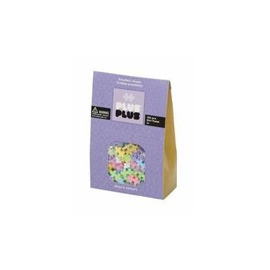 Plus-Plus, klocki konstrukcyjne Mini Pastel 300 szt