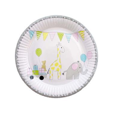JaBaDaBaDo, Talerze urodzinowe Birthday