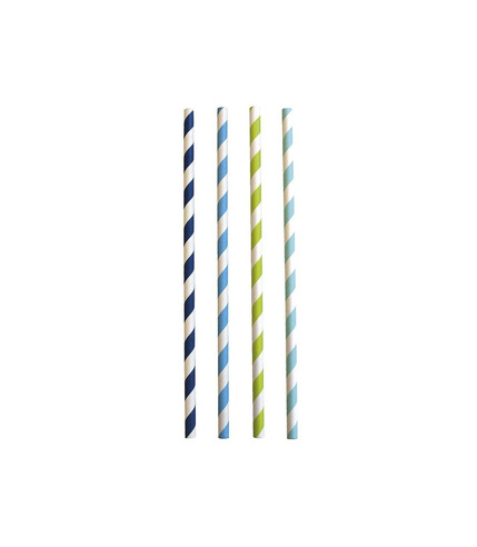 JaBaDaBaDo, Słomki-zestaw blue