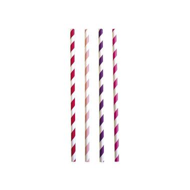 JaBaDaBaDo, Słomki-zestaw pink