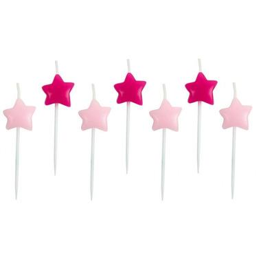 JaBaDaBaDo, Świeczki różowe gwiazdki