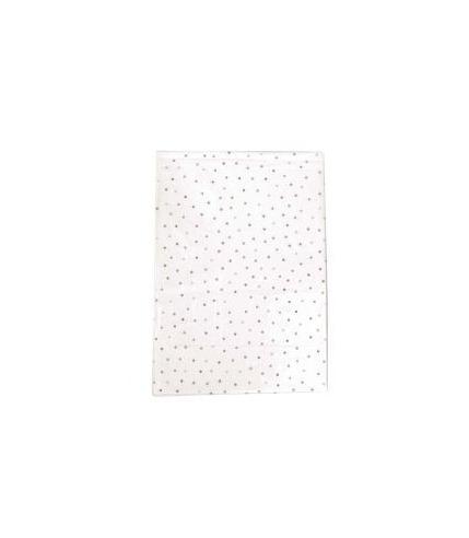 JaBaDaBaDo, Obrus biały w szare kropki