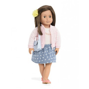 Our Generation, Zestaw ubranek letnich DELUXE dla lalki 46cm