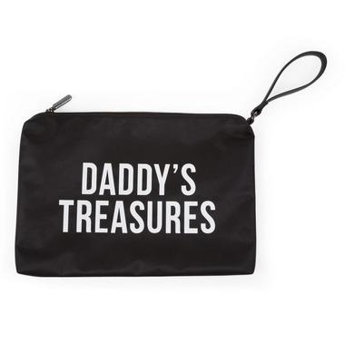 Childhome, Saszetka Daddys Treasures czarna