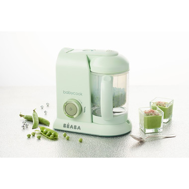 Beaba, Babycook Kolekcja MACARON Mint Green