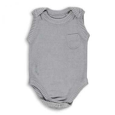 Baby's Only, Body tkane, Jasnoszare, rozmiar 68