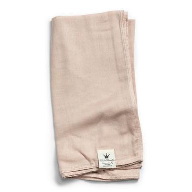 Elodie Details, Kocyk Bambusowy Powder Pink