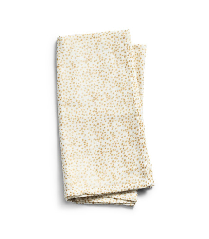 Elodie Details, Kocyk Bambusowy Gold Shimmer