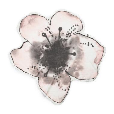 Elodie Details, Kocyk Bambusowy Embedding Bloom Pink