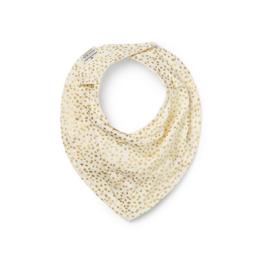 Elodie Details, Śliniak/bandanka Gold Shimmer