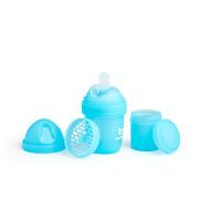 Herobility, Butelka antykolkowa Herobottle 140 ml, niebieska