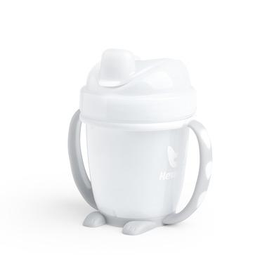 Herobility, Kubek niekapek HeroSippy 140 ml, biały