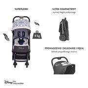 Easywalker, Disney by Easywalker Buggy XS Wózek spacerowy z osłonką przeciwdeszczową Mickey Ornament
