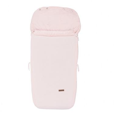 Baby's Only, Classic classic pink, Śpiworek do wózka, różówy
