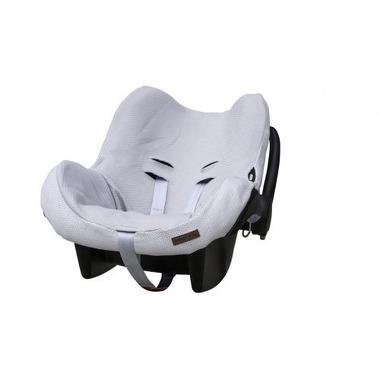 Baby's Only, Classic Ochraniacz na fotelik samochodowy 0+, Srebrnoszary