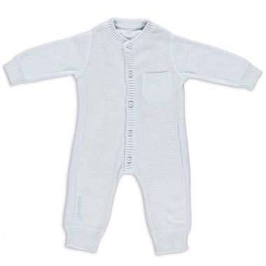 Baby's Only, Pajacyk tkany, Błękitny, rozmiar 68cm