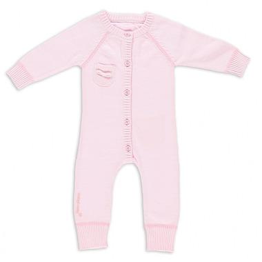 Baby's Only, Pajacyk tkany, Różowy, rozmiar 68cm