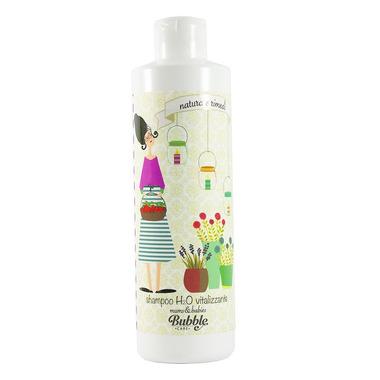 Bubble&CO, Organiczny Szampon Rewitalizujący dla Całej Rodziny 200 ml