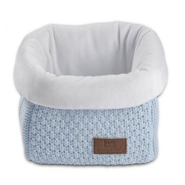 Baby's Only, Robust Baby Blue Koszyk na przybory 17x20x14 cm, błękitny