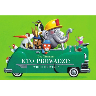 KTO PROWADZI WER. POL-ANG, LEO TIMMERS