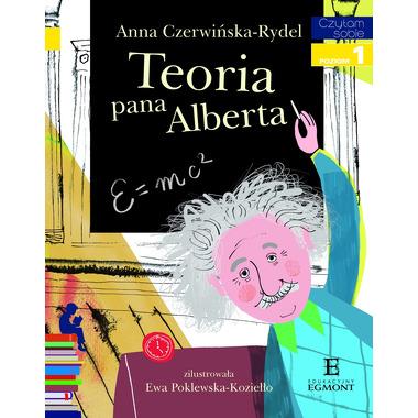 TEORIA PANA ALBERTA CZYTAM SOBIE POZIOM 1, ANNA CZERWIŃSKA-RYDEL