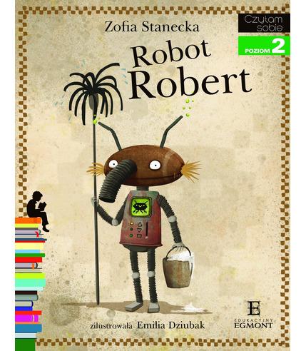 ROBOT ROBERT CZYTAM SOBIE POZIOM 2, ZOFIA STANECKA